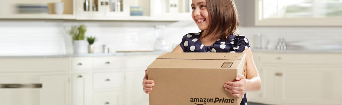 Consegne in un'ora: Amazon lancia Prime Now in Italia