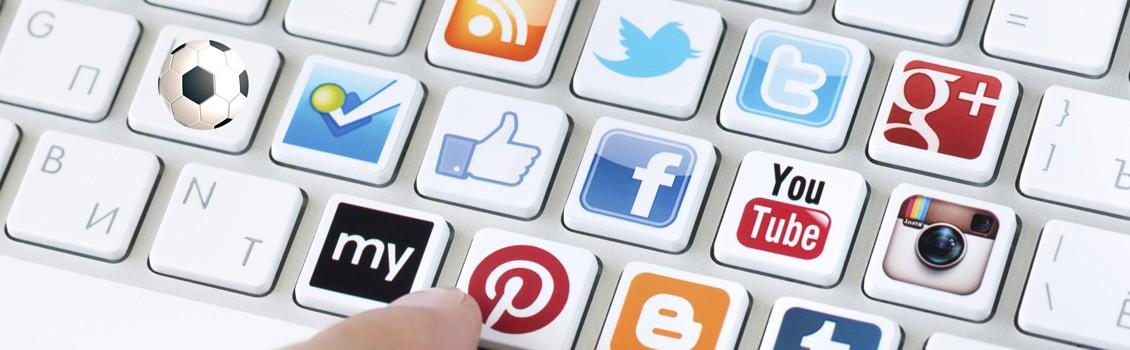 Calcio 2.0: l'importanza dei social network