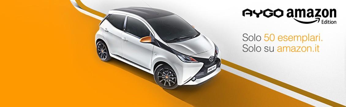 Amazon, Toyota lancia la prima auto solo per l'ecommerce